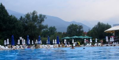 Thermal waters - Dobriniszte