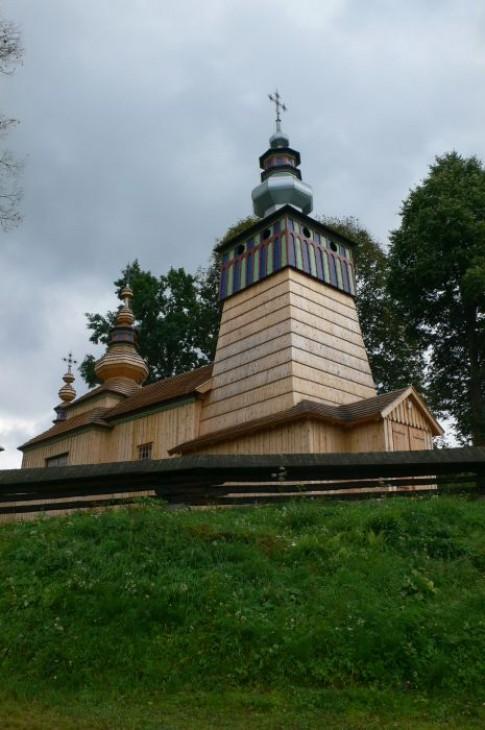 Cerkiew w Świątkowej Małej
